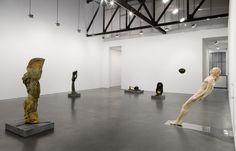 Alina Szapocznikow - Exhibition - Andrea Rosen Gallery