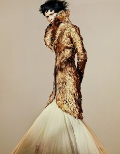from Alexander McQueen's last collection