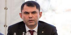 Emlak Konut GYO Genel Müdürü Murat Kurum, kentsel dönüşüm için 1/25.000 ölçekli imar planlarında dah...