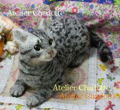 羊毛フェルト Atelier Charotte