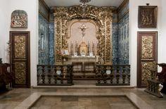 Lisboa, Casa-Museu Medeiros e Almeida, capela [photo: Inês Aguiar]