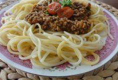 Jak uvařit boloňské špagety | recept