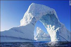 Iceberg in Drake Passage,Antarctic Peninsula.