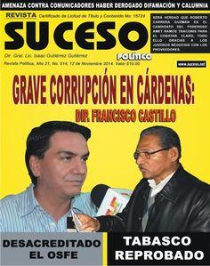 PRAXIS: PERSISTE LA ENORME CORRUPCIÓN