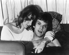 Helen Mirren and Malcolm McDowell