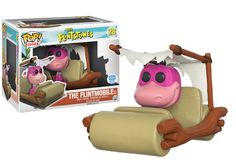 The Flinstones: The Flintmobile with Dino Pop Ride by Funko, Funko-Shop exclusive, LE 6000 pieces February 15, 2017