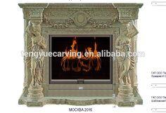 Source Home decoration stone fireplace design on m.alibaba.com