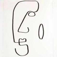 line art drawings simple#art #artdrawings #pink #linedrawing #kunst