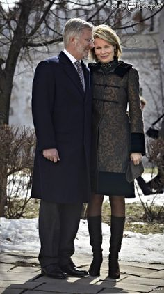 Their Majesties King Philippe and Queen of Belgium