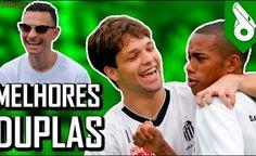 TOP 10 - MELHORES DUPLAS DO FUTEBOL - FRED +10