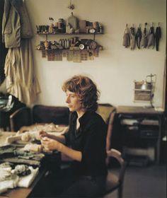 Břichopas about toys: Textilní sochy Manon Gignoux