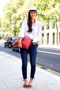 34 Street Style Shots From London Fashion Week   Teen Vogue