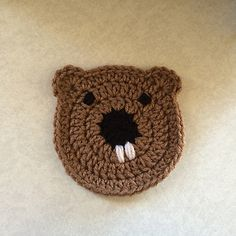 A quick and easy pattern to celebrate Groundhog Day!