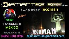 DXN Tecoman Diamantes 500