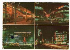 Znalezione obrazy dla zapytania neony warszawy