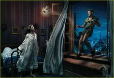 Annie Leibovitz: The Disney Dream Portraits Mikhail Baryshnikov, Gisele Bundchen, Tina Fey