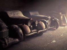 Forgotten Bugatti's
