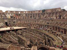 Roman Sweet November @Flavian Amphitheater.