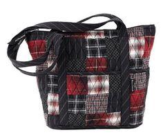 Bella Taylor Lexington Stride Quilted Cotton Handbag