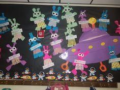 Mrs. Wood's Kindergarten Class: aliens/Aliens Love Underpants book activity