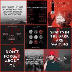 r.i.p. blurryface era 2015-2017 edit by @twentyonetears