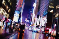 Google Image Result for http://cdn.hypebeast.com/image/2012/02/blurry-nightlife-oil-paintings-by-alexandra-pacula-1.jpg