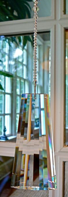 Symphony  11 Swarovski Crystal Suncatcher by HeartstringsByMorgan, $59.00