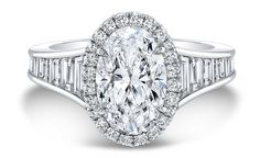 Forevermark Oval Diamond Engagement Ring - Rahaminov Diamonds - Product Search - JCK Marketplace
