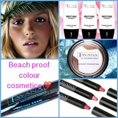 Tavana .... Summer cosmetics