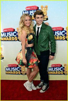 Mollee Gray & Garrett Clayton #giggles #tanner