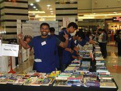 Operation Smile UAE Book Sale in Al Wahda Mall, March 2014, Day 1 www.operationsmile.org.ae www.facebook.com/operationsmileuae