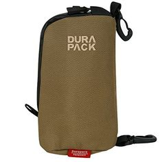 Compact Waterproof Outdoor Pack Attachable to Backpacks - Type A (Olive)