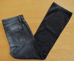 Joe's Jeans 32 33 Rebel Malcom Relaxed straight leg Mens Stretch Denim distress #JoesJeans #Relaxed