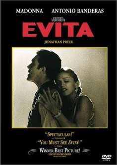 Evita (1996)~ Just listen to that! The voice of Argentina! We are *adored*! We are *loved*!