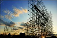 Scaffolding for Plunder Physical Development, Property Development, Mumbai City, Commercial Complex, Lounge Music, Cloud Infrastructure, Scaffolding, Utility Pole, Tinkerbell