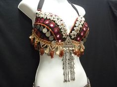 Magical Fashions custom tribal bra