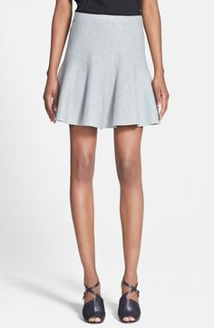 1.State 'Flounce' Ponte Skirt available at #Nordstrom