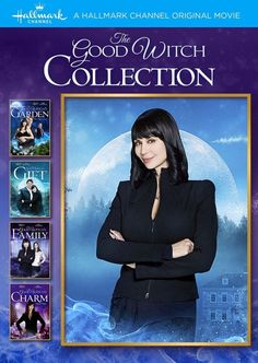 THE GOOD WITCH DVD COLLECTION - [2 DISCS] - NEW UNOPENED - HALLMARK