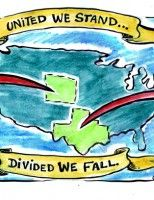 United We Stand. Divided We Fall