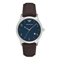 Dress Blue Dial Men's Watch