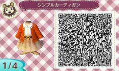 ACNL QR Code dress