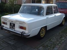 Giulia 1300 ti / ts
