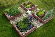Backyard Vegetable Garden Design Ideas: backyard vegetable garden design ideas 2