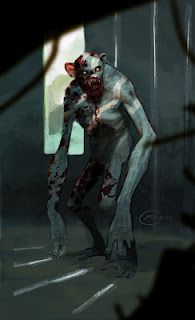 Zombie!!! - (BY COLIN FIX)