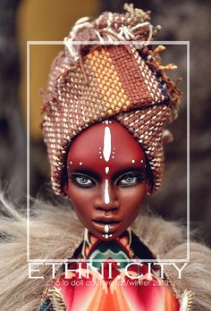 Ethni:City Cholo Doll Couture F/W 2013 Soon | Flickr - Photo Sharing!