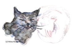 @fairychamber posted to Instagram: I am taking pet portrait commissions. You can have a customized whimsical painting of your pet made by me. Link is in the bio. #artcommission #portraitcommission #artcommissions #pet #catportrait #watercolorportrait #petportrait #petportraits #gift #birthdaygift #christmasgift #pets #portraitartist #illustratorsofinstagram #petsofinstagram #petstagram #catoftheday #catlover #catlovers #animal #animals #cats_of_instagram #catsofinstagram #catstagram…