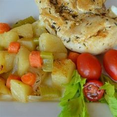 Pan-Roasted Chicken Breast - Allrecipes.com