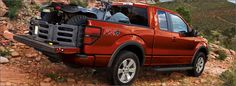 The 2014 Built Ford Tough Giveaway
