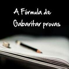 LJ EBOOK: FÓRMULA DE GABARITAR PROVAS