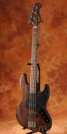 Fender Walnut Jazz Bass